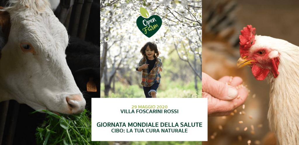 secondo forum open farm giornata mondiale della salute per capire che il cibo è la tua cura naturale