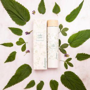 shampoo erba medica e ortica