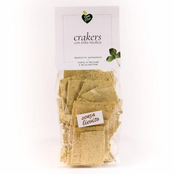 cracker erba medica