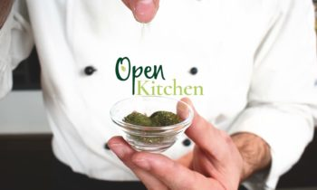 open kitchen con pastis